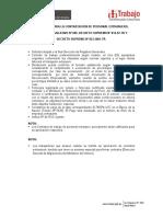 Requisitos Contratacion Extranjeros