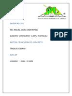 Ensayo Concreto PDF