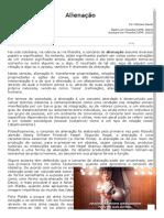 Alienação - Filosofia - InfoEscola