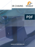 Conveyor Chain Manual