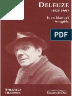 Aragues, Juan Manuel - Deleuze (1925-1995).pdf