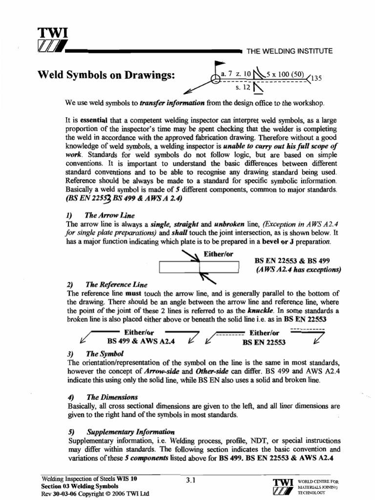 Weld symbols buycottarizona Images