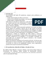 Capitulo 4. El Papado (El Siglo Xv)