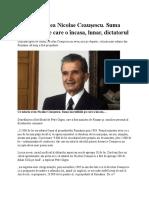 Salariu Ceausescu