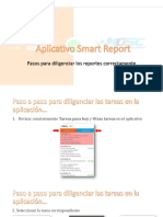 Aplicativo Smart Report - Paso a Paso