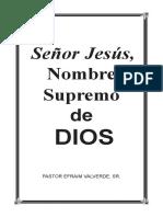 Jesus Nombre de Dios
