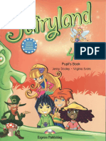 Fairyland 4 Pupils Book