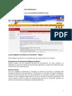 Cómo Registrar Una Marca en Colombia
