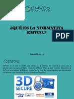 Ramiro Helmeyer - ¿Qué Es La Normativa EMVCo?