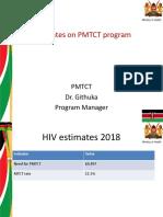 PMTCT Program Updates