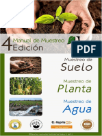 Manual de Muestreo 4ta Edicion Fertilab