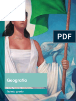 Primaria Quinto Grado Geografia Libro de Texto