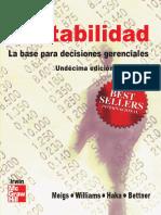 [Chocolombia] Robert Meigs, Jan Williams, Susan Haka, Mark Bettner - Contabilidad La Base de Las Decisiones Gerenciales (2000, McGraw Hill)