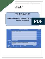 Pirometalurgia Trabajo 2