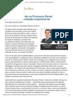 Aury Lopes Jr. e Alexandre Morais Da Rosa - Conjur - A Busca Da Verdade e a Ambição Inquisitorial