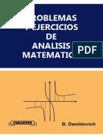 309351549 Demidovich Problemas y Ejercicios de Analisis Matematico2