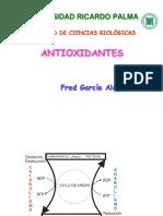 EXposicion de Antioxidantes