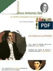 Unidad 3 Francisco Antonio Zea - Laura Ramírez Galeano