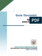 GQ_Guia Docente Quimica Analitica II_ 2015_FINAL