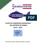 Frente Popular Agricola Fia Del Peru - Frepap