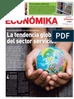 La tendencia global del sector servicio Peru