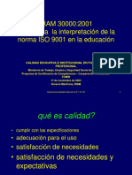 Guia Para La Interpretacion de La Norma Iso 9001