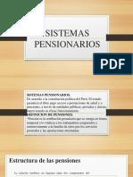 Sistema Nacional de Pensiones - Snp
