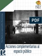 Acciones Complementarias Al Espacio Público