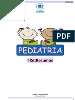 #KetResumos - PEDIATRIA