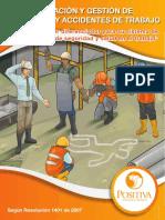 Cartilla Investigacion de Incidentes y Accidentes de Trabajo 2015