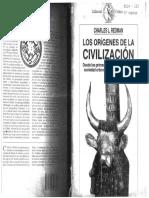 Charle, Redman Los Origenes de La Civilizacion (Cap 5, 6, 7)