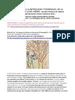 Conclusión Final a La Metrología y Ponderales; De La Edad Del Bronce a La Del Hierro y Tablas de Concordancia