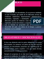 Gasto Público en El Salvador
