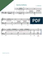 5a Sinfonia de Beethoven Arr Luciano Alves
