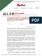 O artigo 1029 do NCPC e a competência para apreciação do pedido de atribuição de efeito suspensivo ao recurso especial.pdf