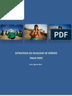 Equidad de Género-PNUD-Perú
