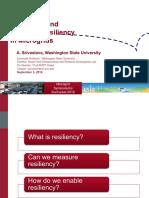 Anurag Resiliency 2018-08-21