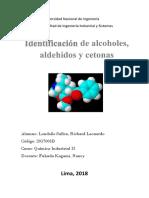 Informe 3 Química