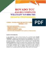ANHANGUERA DESAFIO GESTÃO COMERCIAL 3 E 4 SEMESTRE - Netshoes.docx
