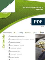 Banca Microfinanzas Agosto 2018
