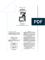 Singer 29K4 User Manual Compressed