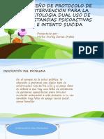 Protocolo de Intervención Para La Patología