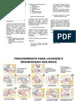 Folder (Lavagem Das Maos - PDF)
