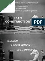 1 Lean Construcción