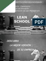 1 Lean Educación