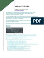 Efectos de Sonido en FL Studio
