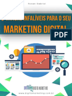 6 Táticas Infalíveis Para o Seu Marketing Digital
