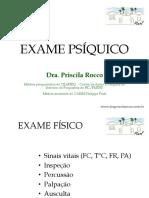Exame Psiquico Pinel