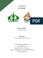 Longcase - Glaukoma & Retinopati Diabetik