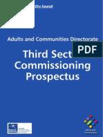 Third Sector Prospectus PDF